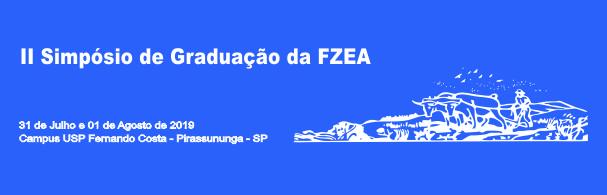 Banner II Simpósio de Graduação da FZEA