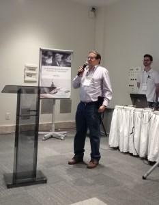 Prêmio Prof. José Rodolpho Torres - SBMA 2019<br />Prof. Dr. Joanir Pereira Eler (homenageado)
