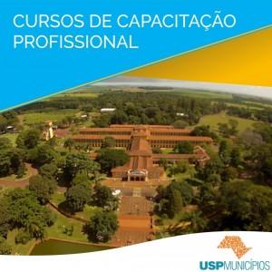 Cursos de Capacitação Profissional – USP Municípios