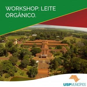 Workshop Leite Orgânico - USP Municípios