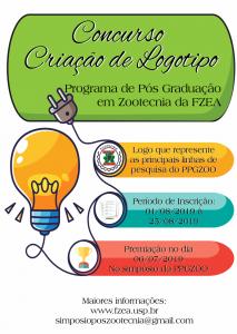 Concurso Criação de Logotipo - Programa de Pós-Graduação em Zootecnia - FZEA