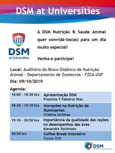 DSM at Universities-USP