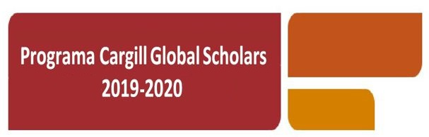 Banner Cargill Global Scholars Program 2019-2020