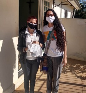 FZEA/USP doa máscaras de proteção individual (CCEx) - Asilo São Vicente