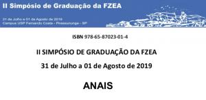 Anais do II Simpósio de Graduação da FZEA