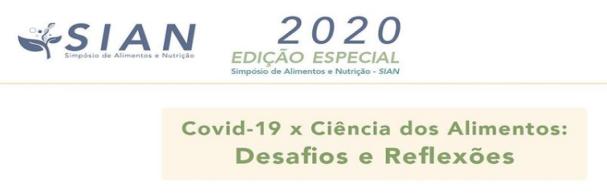 Banner UNIRIO SIAN2020 Edição Especial