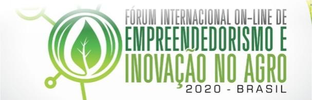 Banner Fórum Int Emp e Inovação no Agro 2020