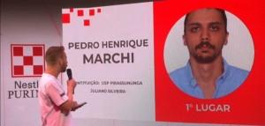 Pedro Henrique Marchi - 1º lugar Jovem Veterinário Nestlé Purina 2020