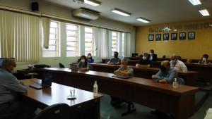 Visita do Pró-Reitor de Pesquisa da USP à FZEA