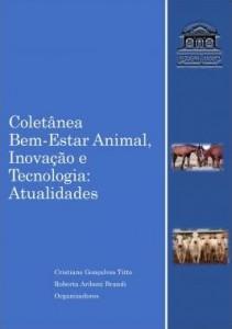Livro Coletânea bem-estar animal e inovação e tecnologia: atualidades